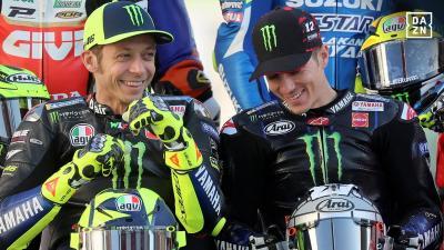 Tes Pascabalap Bayar Kesialan Vinales dan Rossi di MotoGP Catalunya 2019
