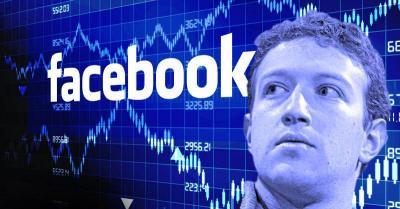 Saham Facebook Turun Pasca-Luncurkan Mata Uang Digital Libra