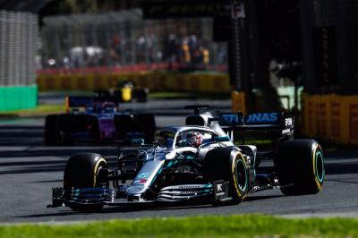 Bos Mercedes Akui Balapan di F1 GP Kanada 2019 Berjalan Sulit