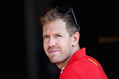Vettel Optimis Tuai Hasil Manis di F1 GP Prancis 2019
