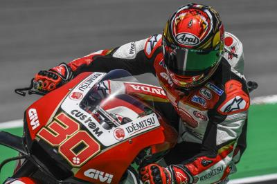Nakagami Akui Sulit Taklukkan Balapan MotoGP Catalunya 2019