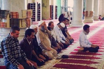Jadi Imam Salat di Masjidil Aqsa, Fedi Nuril Deg-degan