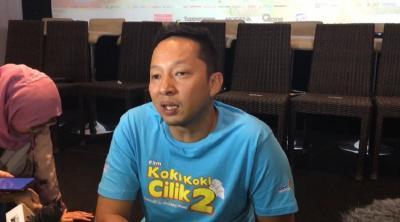Bahagianya Ringgo Agus Rahman Beradu Akting dengan Christian Sugiono