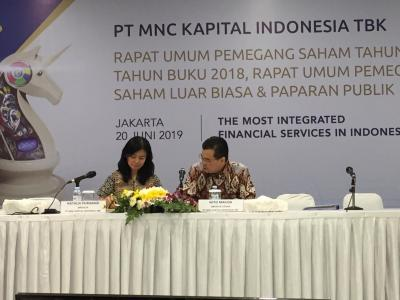 MNC Kapital Cetak Laba Bersih Rp119,8 Miliar