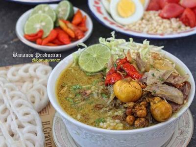 2 Rekomendasi Olahan Soto Super Gurih Cocok Buat Menu Makan Siang