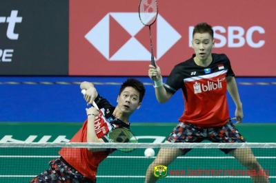 Ini Wakil Indonesia yang Daftarkan Diri di Thailand Open 2019