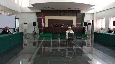 Paparkan Tiga Hadits, Pleidoi Bahar bin Smith: Saya Tak Punya Niat Jelek