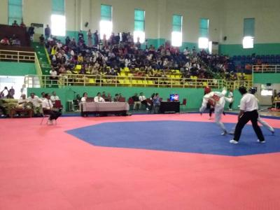 PBTI Seleksi 64 Atlet untuk Kejuaraan Taekwondo Tingkat Asia
