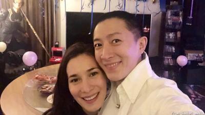 Kekasih Pamer Cincin Berlian, Han Geng Eks-Super Junior Resmi Menikah?
