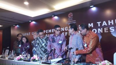 Laba Bersih BEI Turun 14% Jadi Rp265 Miliar pada 2018