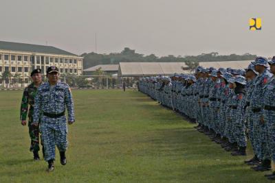 1.027 PNS Kementerian PUPR Ikut Bela Negara