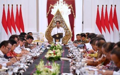 Data Pemerintah Sering Berbeda, Jokowi Bikin Aturan Satu Data Indonesia