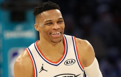 Resmi, Westbrook Gabung Houston Rockets