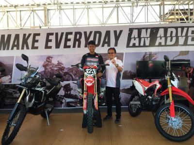 Animo Besar Dorong AHRT Kembangkan Tim Motocross