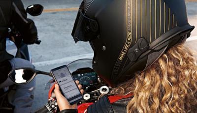 BMW Kembangkan Alat Komunikasi Canggih Untuk Bikers