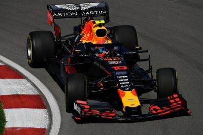 Tembus Posisi 4 di F1 GP Inggris, Gasly: Ini adalah Langkah Besar