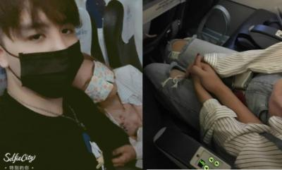 Gara-Gara Turbulensi di Pesawat, Dua Orang Ini Jadi Sepasang Kekasih