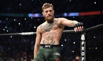 McGregor Pergoki 2 Pemuda yang Tengah Tiru Gayanya di Jalan