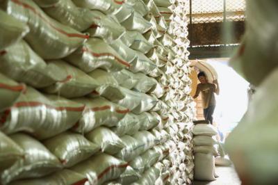 Genjot Ekspor, RI Bangun Gudang Pangan Raksasa di 5 Kota