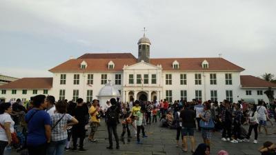 Kota Tua Bakal Dijadikan Sumber Baru Pertumbuhan Ekonomi Jakarta