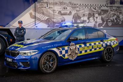Miliki Label M, BMW Ini Jadi Mobil Polisi Tercepat di Australia