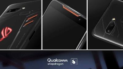 Asus ROG Phone 2 Jadi Ponsel Pertama dengan Chip Snapdragon 855 Plus