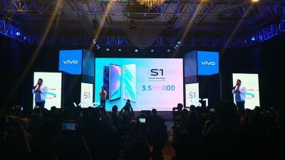 Usung Kamera Selfie 32MP, Vivo S1 Resmi Meluncur di Indonesia
