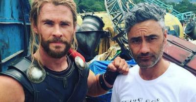 Sukses di Thor: Ragnarok, Taika Waititi Kembali Sutradarai Thor 4
