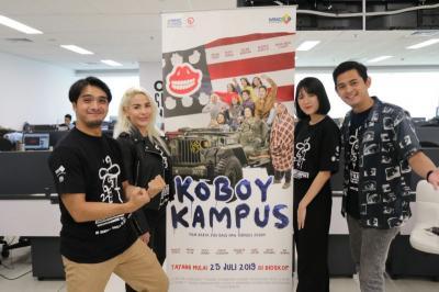 Sinopsis dan Trailer Koboy Kampus