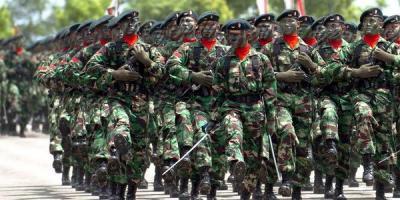 Kenaikan Gaji TNI Diumumkan Jokowi 16 Agustus