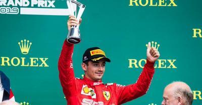 Leclerc Beberkan Kunci Sukses Naik Podium Ketiga di Silverstone