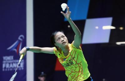 Langkah Fitriani Terhenti di Indonesia Open 2019