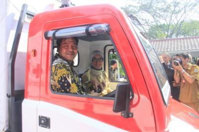 Mampu Tembus Medan Sulit, AMMDes jadi Penunjang Ambulans di Banten
