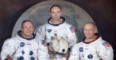 Astronot Misi Apollo 11 Kenang Pencapaian Bersejarah 50 Tahun Lalu