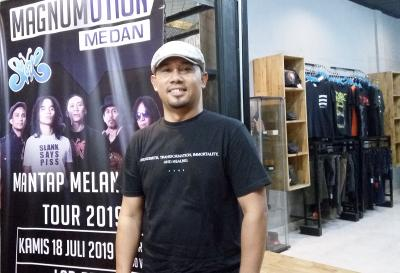 Euphoria, Pemanis di Tengah Hingar Bingar Musik Cadas Medan