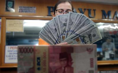 Rupiah Menguat ke Rp13.955 USD Usai Suku Bunga Acuan BI Turun Jadi 5,75%
