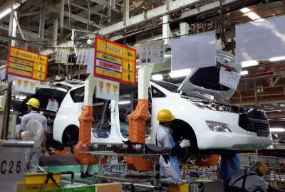 Industri Automotif Lesu, Penjualan Mobil Astra Anjlok 5,58%