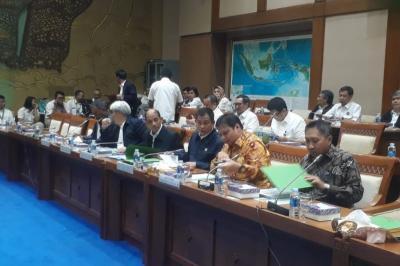 Ini Hasil Rapat Menteri ESDM hingga Menperin dengan DPR