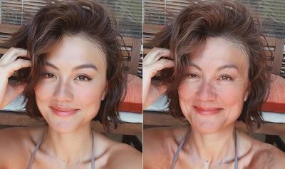 Hot Gosip: Age Challenge Agnez Mo - Marion Jola hingga Restu Sunan Kalijaga untuk Salamafina