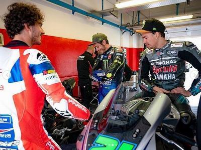Bersaing dengan Rossi dan Bagnaia, Morbidelli: Saya Harus Bekerja Lebih Keras!