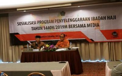 Kemenag: Tambahan Kuota Haji untuk Jamaah Lansia