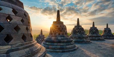 Jokowi Gelontorkan Tambahan Dana Rp6,4 Triliun untuk 4 Destinasi Wisata