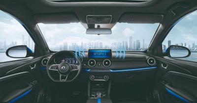 Kejutan Pendatang Baru, DFSK Boyong Mobil Listrik Glory E3 ke GIIAS 2019