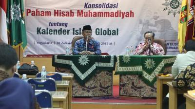 Muhammadiyah Kaji Kalender Islam Global dan Internasional