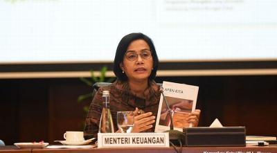 Sri Mulyani Pimpin Pertemuan Para Menteri OFID di Austria