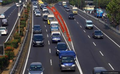 Tarif Tol Tanggul Laut di Semarang Ditetapkan Rp1.124 per Km