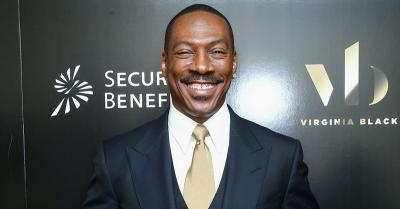Bersiap, Eddie Murphy Bakal Comeback Stand Up Comedy