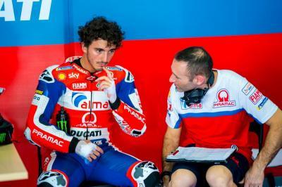 Belum Berbicara Banyak Musim Ini, Bagnaia: MotoGP Itu Sulit