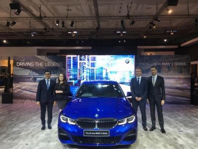 Resmi Meluncur di GIIAS 2019, Ini Dia All-New BMW Seri 3 dengan 258 Tenaga Kuda