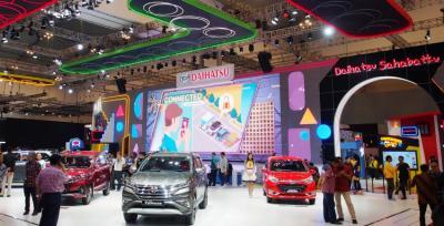 Daihatsu Boyong 12 Model Mobil ke GIIAS 2019, Tiga di Antaranya Special Edition